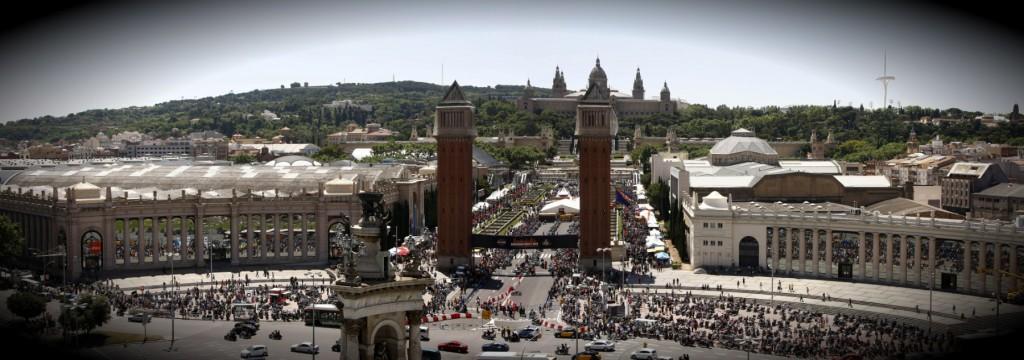 Harley Davinson 2013 Barcelona