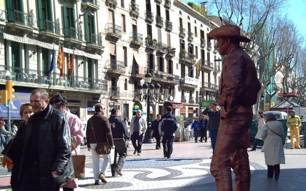Z- Descubre Barcelona con niños
