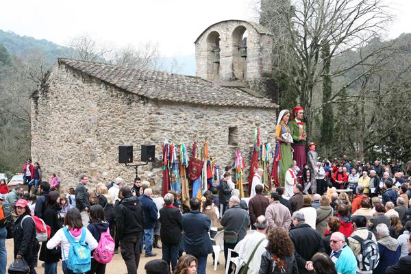 Saint Medir hermitage - Barcelona Tourist Guide