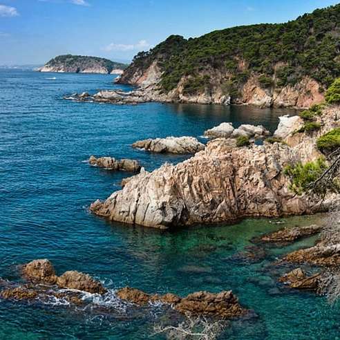 Exc04. Costa Brava – Coast Footpath (9h out of town)