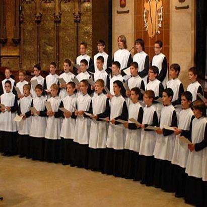 Montserrat boys' choir