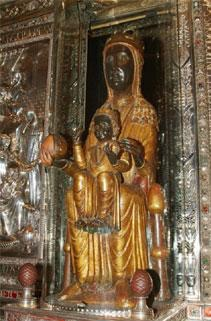 The Madonna of Montserrat