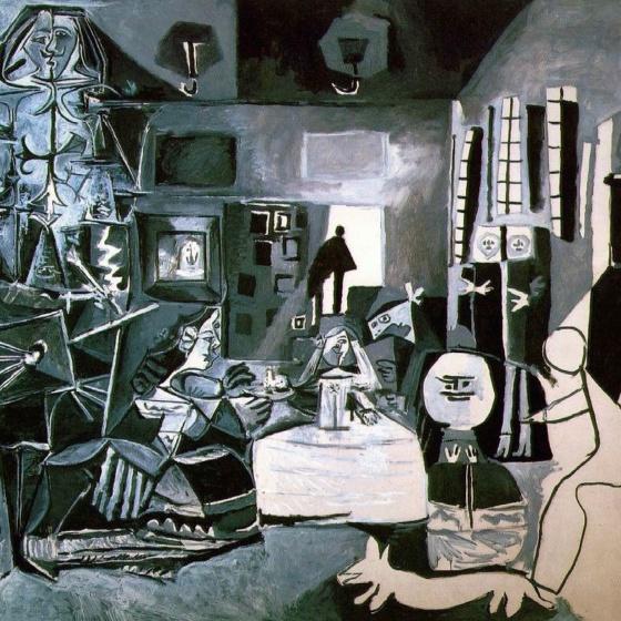 Las Meninas – Picasso