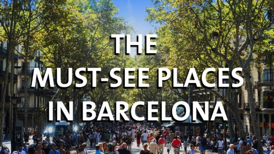 Rambla Must-see places