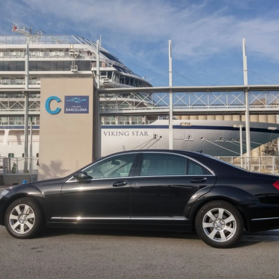 Cruise Ship Terminal – Chauffeured Vehicle