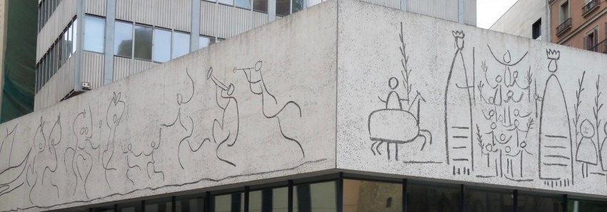 Picasso - Escola Arquitectes