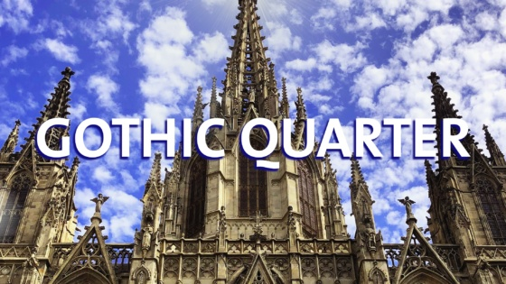 Gothic Quarter - Old Town - Cathedral - Catedral