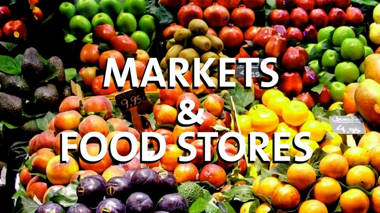 Foody tour Markets & Food Stores La Boqueria