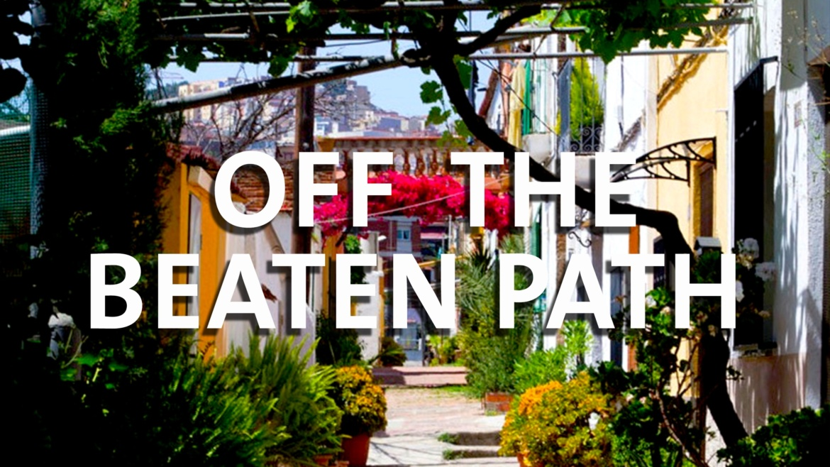 Off the beaten Path Horta