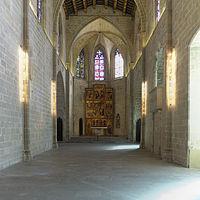 Capella de Santa Àgata (avui part del Museu de la Ciutat MUHBA)