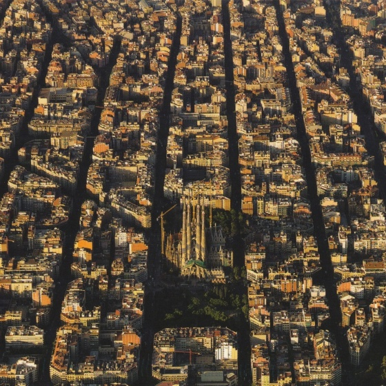 Barcelona Panoramic view Tailored Tour