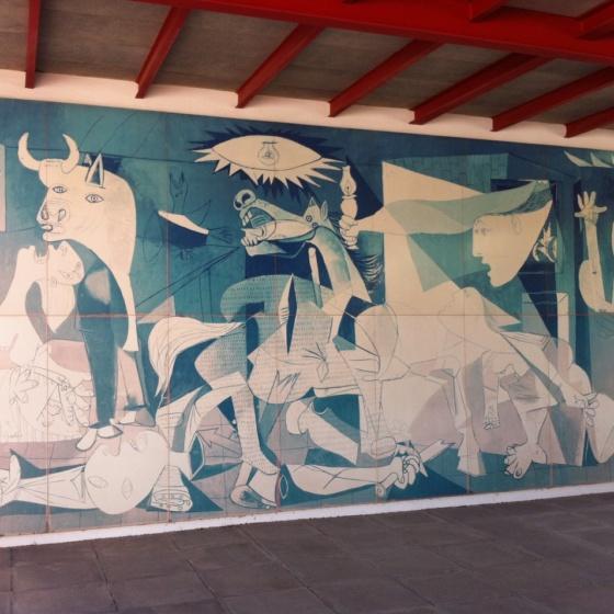 Guernica – Pavelló de la República