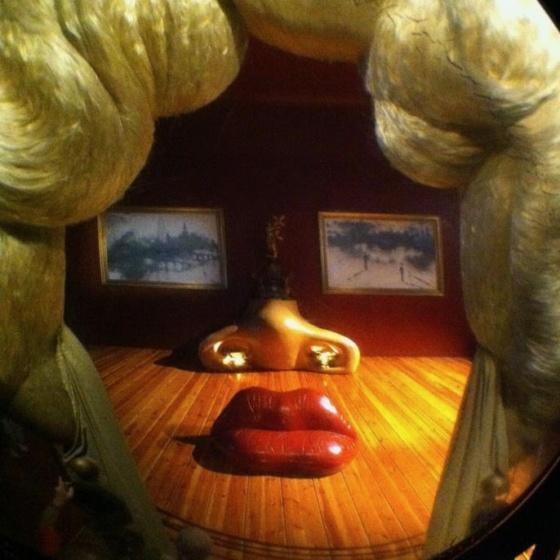 Dalí museu – Mae West