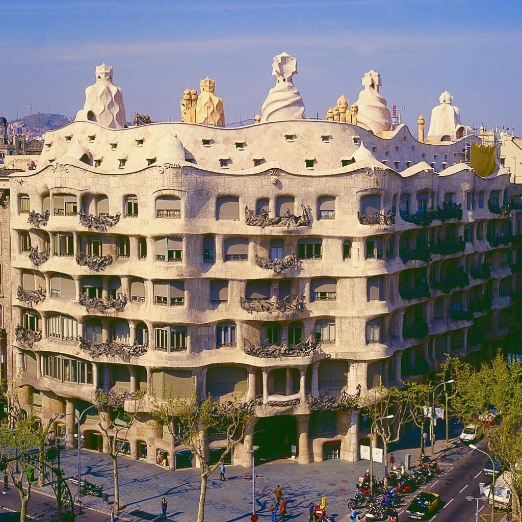 03. Gaudí Tour: Sagrada Familia, Park Güell … (4h)
