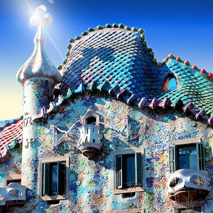 Casa Batlló (quadrat)